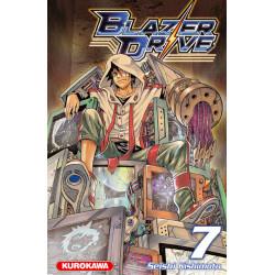 BLAZER DRIVE - TOME 7