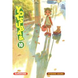 YOTSUBA & - 10 - VOLUME 10