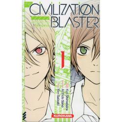 CIVILIZATION BLASTER (THE) - TOME 1