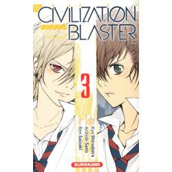 CIVILIZATION BLASTER (THE) - TOME 3