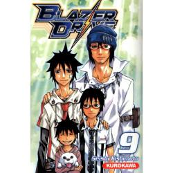 BLAZER DRIVE - TOME 9