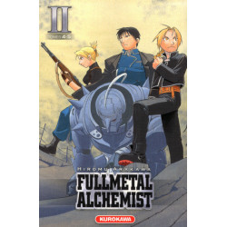 FULLMETAL ALCHEMIST - VOLUME II - TOMES 4-5