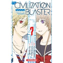 CIVILIZATION BLASTER (THE) - TOME 7