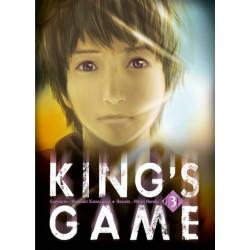 KING'S GAME - 3 - VOLUME 3