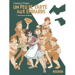 UN PEU DE TARTE AUX ÉPINARDS - 1 - BONS BAISERS DE MACHY