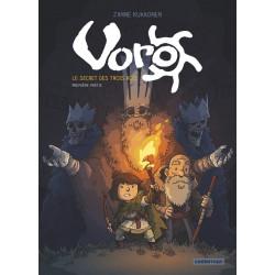 VORO - 1 - LE SECRET DES TROIS ROIS - PREMIÈRE PARTIE