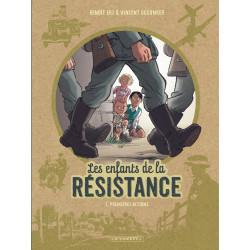 ENFANTS DE LA RÉSISTANCE (LES) - 1 - PREMIÈRES ACTIONS