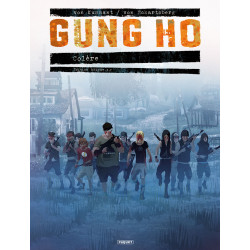GUNG HO T4.2 - GRAND FORMAT - T4.2 - COLÈRE