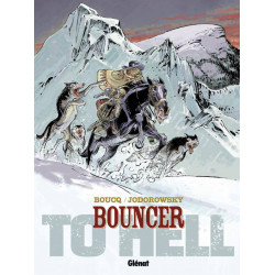BOUNCER - 8 - TO HELL