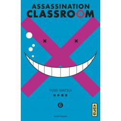 ASSASSINATION CLASSROOM - 6 - NATATION