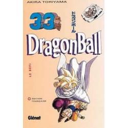 DRAGON BALL (ALBUMS DOUBLES DE 1993 À 2000) - 33 - LE DÉFI