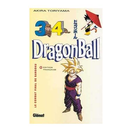 DRAGON BALL (ALBUMS DOUBLES DE 1993 À 2000) - 34 - LE COMBAT FINAL DE SANGOKU