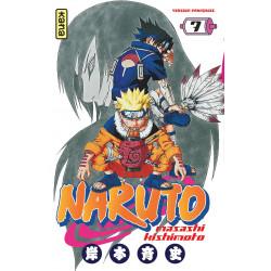 NARUTO - 7 - LA VOIE À SUIVRE !!