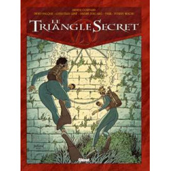 LE TRIANGLE SECRET - TOME 06 - LA PAROLE PERDUE