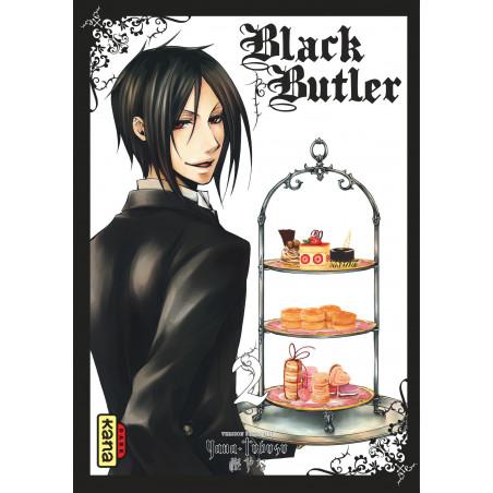 BLACK BUTLER - 2 - BLACK DOCTOR