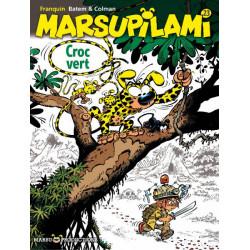 MARSUPILAMI - 23 - CROC VERT