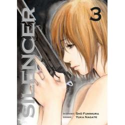 SILENCER - TOME 3