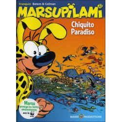 MARSUPILAMI - 22 - CHIQUITO PARADISO