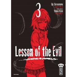 LESSON OF THE EVIL - 3 - VOLUME 3