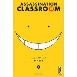 ASSASSINATION CLASSROOM - 1 - ASSASSINAT