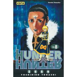 HUNTER X HUNTER - TOME 8 - OUVERTURE DES ENCHÈRES !!