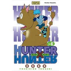 HUNTER X HUNTER - TOME 6