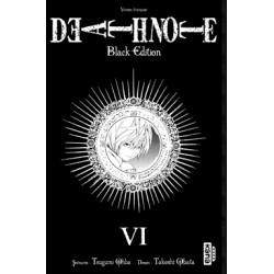 DEATH NOTE - BLACK EDITION - TOME 6