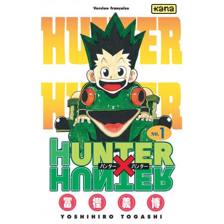 HUNTER X HUNTER - TOME 1 - LE JOUR DU DÉPART