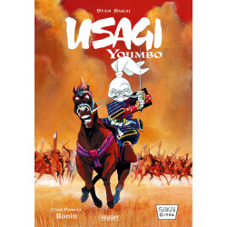 USAGI YOJIMBO COMICS  T1 COULEUR