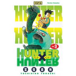 HUNTER X HUNTER - TOME 3 - L'ARRIVÉE