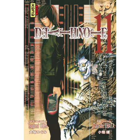 DEATH NOTE - TOME 11