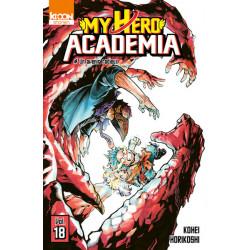 MY HERO ACADEMIA - 18 - UN AVENIR RADIEUX