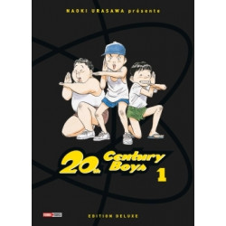 20TH CENTURY BOYS - DELUXE - TOME 1