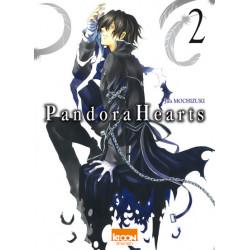 PANDORA HEARTS - TOME 2
