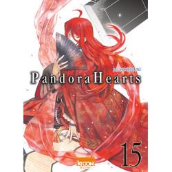 PANDORA HEARTS - TOME 15