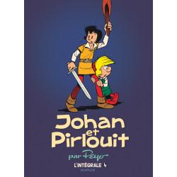 JOHAN ET PIRLOUIT - L'INTÉGRALE - TOME 4 - JOHAN ET PIRLOUIT, L'INTÉGRALE TOME 4 (1959-1970) (RÉÉDIT