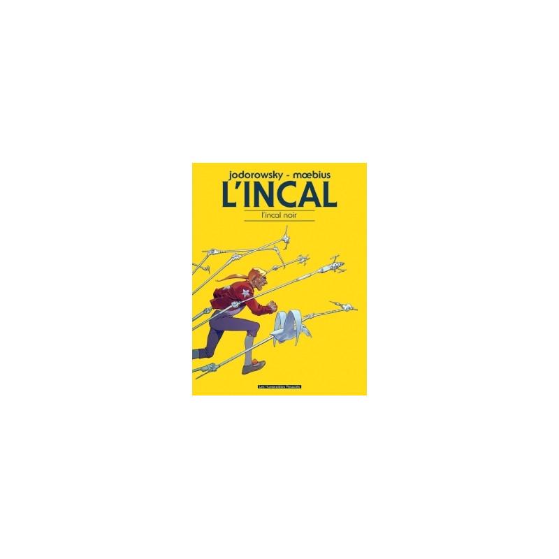L'INCAL T01 - L'INCAL NOIR