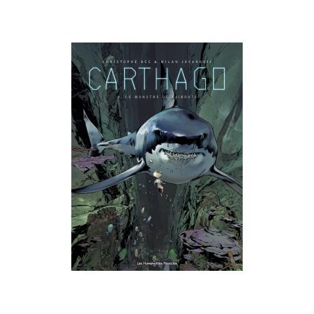CARTHAGO - 3 - LE MONSTRE DE DJIBOUTI