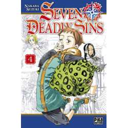 SEVEN DEADLY SINS - TOME 4