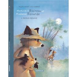 MONSIEUR BLAIREAU ET MADAME RENARDE - 2 - REMUE-MÉNAGE