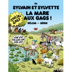 SYLVAIN ET SYLVETTE - 56 - LA MARE AUX GAGS