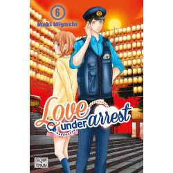 LOVE UNDER ARREST - TOME 6