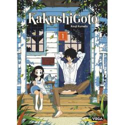 KAKUSHIGOTO - TOME 1
