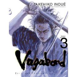 VAGABOND - 3 - MIYAMOTO MUSASHI