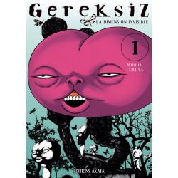 GEREKSIZ, LA DIMENSION INVISIBLE - TOME 1