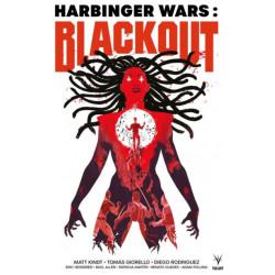 HARBINGER WARS : BLACKOUT
