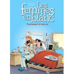 FEMMES EN BLANC (LES) - 41 - TRAITEMENT ET SALE AIR