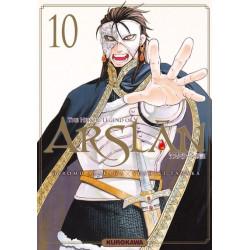 ARSLÂN (THE HEROIC LEGEND OF) - 10 - VOLUME 10