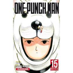 ONE-PUNCH MAN - 15 - DES GARS DE L'OMBRE