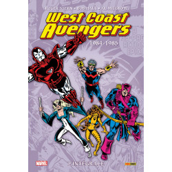 WEST COAST AVENGERS (L'INTÉGRALE) - 1 - 1984-1985